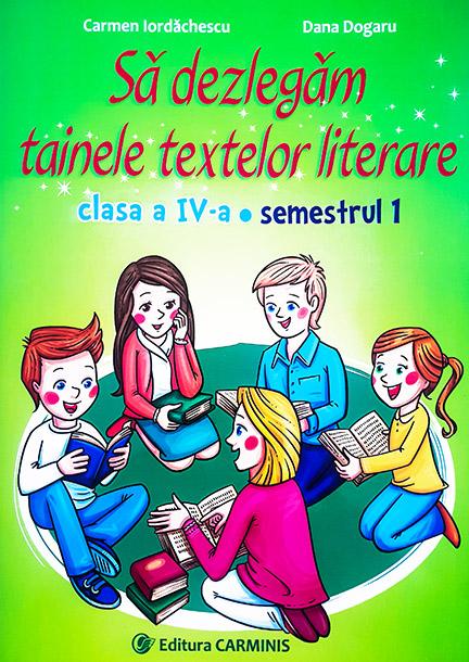 Teste in format digital, învățământ primar, clasa a IV-a