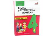 Limba si literatura romana - clasa IV