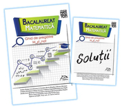 Bacalaureat 2019 - Matematica - Ghid de pregatire M_st-nat + Brosura solutii