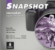 Snapshot Intermediate Class CD1, CD 2, CD 3
