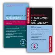 Oxford Handbook of Paediatrics and Emergencies in Paediatrics and Neonatology Pack - Robert C. Tasker, Robert J. McClure, Carlo L. Acerini, Stuart Crisp, Jo Rainbow