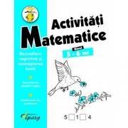 Activitati matematice 5-6 ani - Nicoleta Samarescu