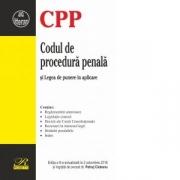 Codul de procedura penala. Editia a 8-a actualizata la 2 octombrie 2018 - Petrut Ciobanu