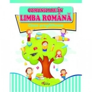 Comunicare in limba romana, clasa pregatitoare - Marinela Chiriac