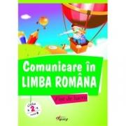 Comunicare in limba romana, cls. a II-a. Model B - Marinela Chiriac