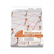 Culegere de matematica pentru clasa a X-a, profil M2. Metode de numarare, matematici financiare, elemente de geometrie (Semestrul II)