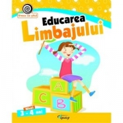 Educarea limbajului, nivel 3-4ani - Georgeta Matei
