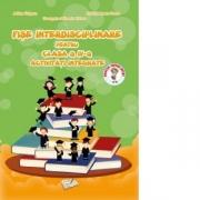 Fise interdisciplinare pentru clasa a IV-a. Activitati integrate - Adina Grigore, Cristina Ipate-Toma, Georgeta Mihaela Crivac