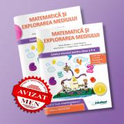 Matematică şi explorarea mediului - Caietul elevului pentru clasa a II‑a