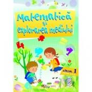 Matematica si Explorarea mediului, clasa I, partea a II-a - Marinela Chiriac