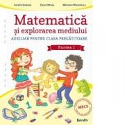 Matematica si explorarea mediului cls. pregatitoare semestrul I