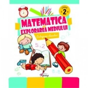 Matematica si Explorarea mediului. Culegerea elevului, clasa a II-a - Marinela Chiriac