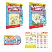 Set Activitati integrate, La Gradinita cu Mihaela si Azorel 3-4 ani, Laurentia Culea