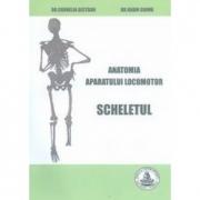 Anatomia aparatului locomotor. Scheletul (Cornelia Bistran, Naum Ciomu)