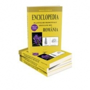 Enciclopedia plantelor medicinale spontane din Romania - Temelie Mihaela