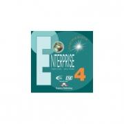 Enterprise 4, Intermediate, DVD (Curs de limba engleza pentru clasa VIII )