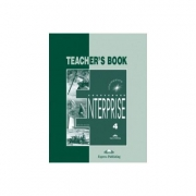 Enterprise 4, Intermediate, Teachers Book, (Curs de limba engleza pentru clasa VIII-a )