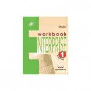 Enterprise 1 Level: Beginner, Workbook,( Caietul elevului pentru clasa V-a )