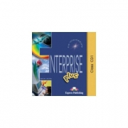 Enterprise Plus, Pre-Intermediate, Class audio CDs (Set 5 CD) Virginia Evans