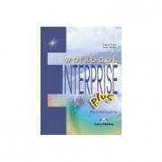 Enterprise Plus, Pre-Intermediate, Workbook,( Caietul elevului pentru limba engleza clasa a VII-a )