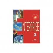Enterprise 3, Pre-Intermediate, Student's Book, Curs de limba engleza pentru clasa VII-a (VIrginia Evans 0