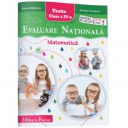 Matematica - Evaluare Nationala pentru cls. a IV-a