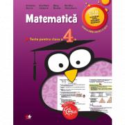Matematica. Teste pentru clasa a IV-a
