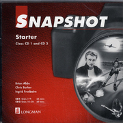Snapshot Starter ( Class CD 1+2 Audio )