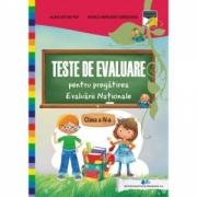 Teste pentru pregatirea Evaluarii Nationale -Clasa a IV-a