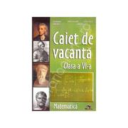 Caiet de Vacanta Matematica (clasa a VI-a)