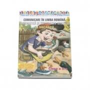 Comunicare in Limba Romana, Matematica si explorarea mediului. Caiet de vacanta (clasa a II-a)