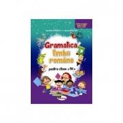 Gramatica limbii romane pentru clasa a IV-a (editia a II-a)
