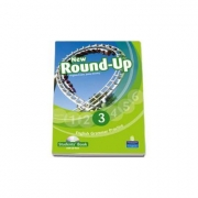 Round-Up 3, New Edition, Culegere pentru limba engleza, clasa V-a. With CD-Rom