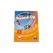 Round-Up 1, New Edition, Culegere pentru limba engleza, clasa III-a. With CD-Rom Pack