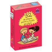 52 jetoane pentru a invata sa citesti - Emmanuelle Polimeni