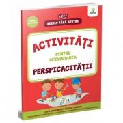 Activitati pentru dezvoltarea perspicacitatii. 4-5 ani