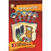Bucuria lecturii clasa I + Brosura cu aplicatii + Poster