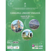 CANGURUL LINGVIST ENGLEZA. Clasele III-XII, 2018