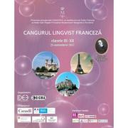 CANGURUL LINGVIST FRANCEZĂ. Clasele III-XII, 2017