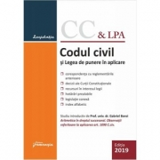 Codul civil si Legea de punere in aplicare. Actualizat la 14 iunie 2019