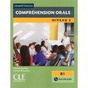 Compréhension orale 2 - 2ème édition - Livre + CD audio