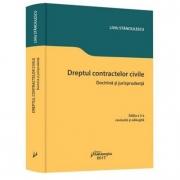 Dreptul contractelor civile. Doctrina si jurisprudenta - Liviu Stanciulescu