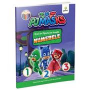 Eroii in Pijama te invata numerele