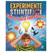 Experimente stiintifice care te lasa cu gura cascata - Thomas Canavan
