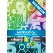 Matematica - culegere pentru clasa a IV-a - Abrudan Flora