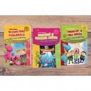 Set 3 caiete pentru clasa pregatitoare - Comunicare, Matematica, Dezvoltare personala - Celina Iordache