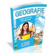 Teste rezolvate la Geografie pentru reusita la Bacalaureat - Prof. Raluca-Maria Anghel