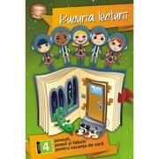 Bucuria lecturii clasa a IV-a + Brosura cu aplicatii + Poster