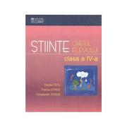 Caiet Stiinte Clasa a IV-a - Sanda Fatu