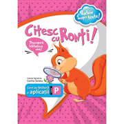 Citesc cu Ronti - caiet de lectura si aplicatii pentru clasa pregatitoare - Corina Taranu